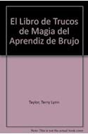 Papel LIBRO DE TRUCOS DE MAGIA DEL APRENDIZ DE BRUJO (CARTONE)