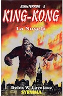 Papel KING KONG LA NOVELA