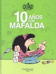 Papel 10 Años Con Mafalda