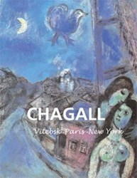 Libro Chagal  Vistebsk Paris Nueva York