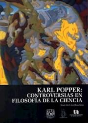 Papel Karl Popper: Controversias En Filosofía De La Ciencia