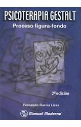 Papel PSICOTERAPIA GESTALT PROCESO FIGURA-FONDO