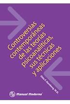 Papel CONTROVERSIAS CONTEMPORANEAS DE LAS TEORIAS PSICOANALITICAS,