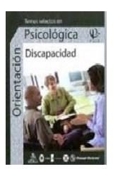 Papel TEMAS SELECTOS EN ORIENTACION PSICOLOGICA DISCAPACIDAD