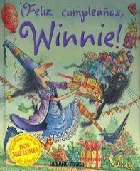 Papel Feliz Cumpleaños Winnie