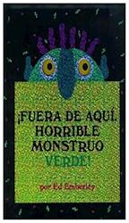 Papel Fuera De Aqui Horrible Monstruo Verde