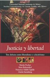 Papel JUSTICIA Y LIBERTAD