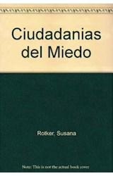 Papel CIUDADANIAS DEL MIEDO