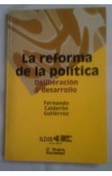 Papel LA REFORMA DE LA POLITICA,