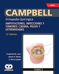 Papel Campbell Ortopedia Quirúrgica, Tomo 2 Ed.13