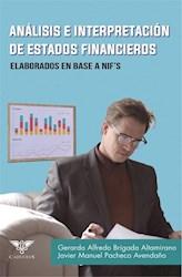Libro Analisis E Interpretacion De Estados Financieros