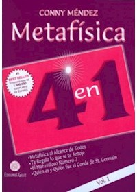 Papel Metafísica 4 En 1. Tomo 1