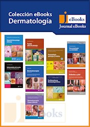 E-Book Colección Dermatología Cilad (E-Book)
