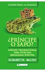 Papel PRINCIPE O SAPO-ANALISIS TRANSACCIONAL...