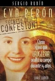Papel Eva Peron: Secreto De Confesion