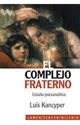 Papel COMPLEJO FRATERNO, EL (ESTUDIO PSICOANALITICO)