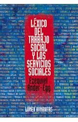 Papel LEXICO DEL TRABAJO SOCIAL Y LOS SERVICIOS SOCIALES
