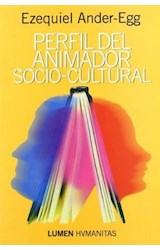 Papel PERFIL DEL ANIMADOR SOCIO-CULTURAL