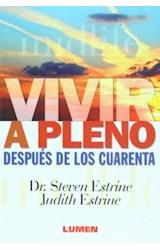 Papel VIVIR A PLENO DESPUES DE LOS CUARENTA
