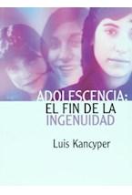 Papel ADOLESCENCIA EL FIN DE LA INGENUIDAD