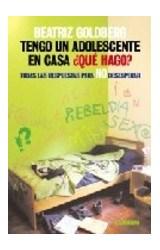 Papel TENGO UN ADOLESCENTE EN CASA QUE HAGO