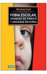 Papel FOBIA ESCOLAR, ATAQUE DE PANICO Y ANSIEDAD EN NIÑOS