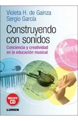 Papel CONSTRUYENDO CON SONIDOS (CONCIENCIA Y CREATIVIDAD EN LA EDU
