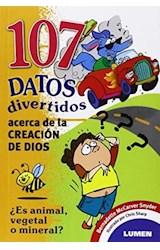 Papel 107 DATOS DIVERTIDOS ACERCA DE LA CREACION DE DIOS