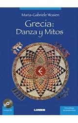 Papel GRECIA: DANZA Y MITOS (CON CD)