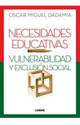 Papel NECESIDADES EDUCATIVAS VULNERABILIDAD Y EXCLUSION SOCIAL
