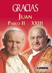 Libro Gracias Juan Pablo Ii Y Juan Xxiii