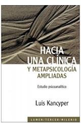 Papel HACIA UNA CLINICA Y  METAPSICOLOGIA AMPLIADAS