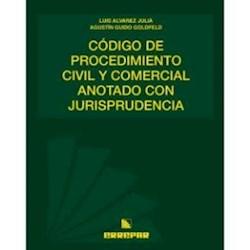 Libro Codigo De Procedimiento Civil Y Comercial Anotado Con Jurisprudencia