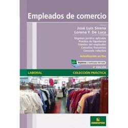Libro Empleados De Comercio