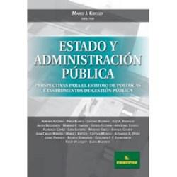 Libro Estado Y Administracion Publica