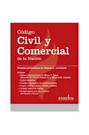 Papel CODIGO CIVIL Y COMERCIAL DE LA NACION (PALABRAS PRELIMI  NARES DE RICARDO L. LORENZETTI)