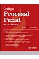 Papel CODIGO PROCESAL DE LA NACION 2015 (12 EDICION)  RUSTICO