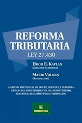 Libro Reforma Tributaria : Ley 27.430