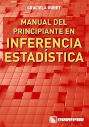 Libro Manual Del Principiante En Inferencia Estadistica