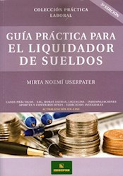 Libro Guia Practica Para El Liquidador De Sueldos