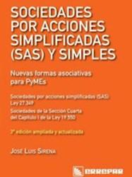 Libro Sociedades Por Acciones Simplificadas (Sas) Y Simples