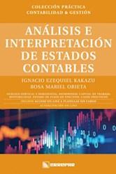 Libro Analisis E Interpretacion De Estados Contables