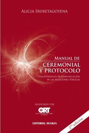 Papel Manual De Ceremonial Y Protocolo