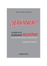 Papel ¿Será Macri?