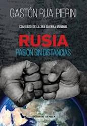 Libro Rusia Pasion Sin Distancias