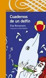 Papel Cuadernos De Un Delfin - Naranja