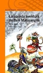 Papel Sonada Aventura De Ben Malasague - Naranja