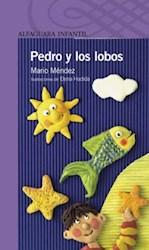 Papel Pedro Y Los Lobos - Lila
