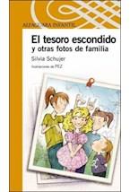 Papel EL TESORO ESCONDIDO Y OTRAS FOTOS DE FAMILIA