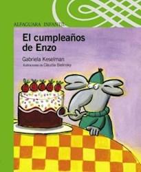 Papel Cumpleaños De Enzo Elefante, El